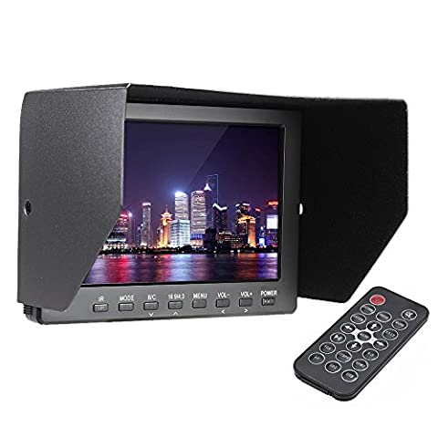 Andoer FR7769 HD professionnelle 7.0 TFT-LCD IPS moniteur vidéo pour photographie Canon Nikon DSLR appareil photo