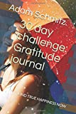 30 day challenge: Gratitude journal: FIND TRUE HAPPINESS NOW