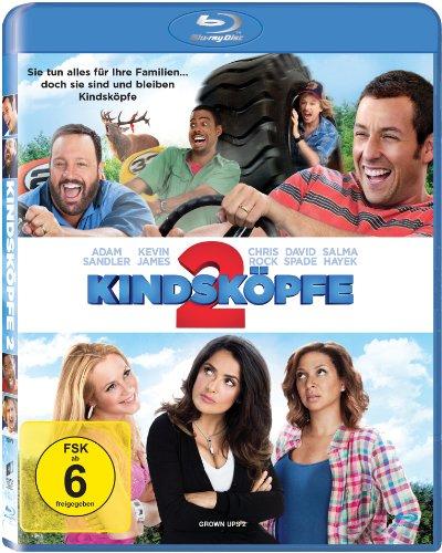 Kindsköpfe 2 [Blu-ray]