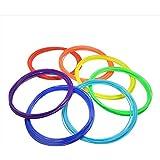 10 PACK 1.75mm Imprimer Filament ABS Modeling stéréoscopiques pour le dessin 3D Printer Pen (10)