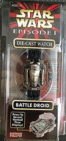 Star Wars Episode I Die-cast Watch
