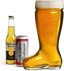Riesiger Bierstiefel 3,5 Pint | Bierstiefel, Riesiger Bierstiefel, Bierglas Stiefel Glasstiefel