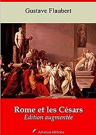 Rome et les Césars par Gustave Flaubert