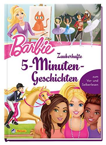 Barbie: Zauberhafte 5-Minuten-Geschichten: zum Vor- und