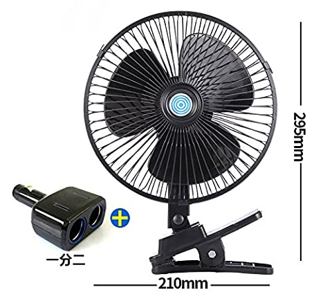 Auto Fan 12V 24V Volt Automobil-Fan Big LKW klein Fan