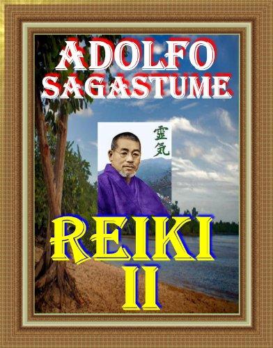 Portada del libro Reiki II