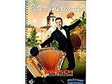 Peter Alexander - Album für Steirische Handharmonika mit CD