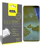 dipos I 3X Schutzfolie 100% passend für Samsung Galaxy S9 Folie (Vollständige Displayabdeckung) Displayschutzfolie