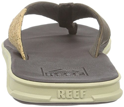 Reef Slammed Rover le, Tongs Homme Marron - Marrón (Brown / Cork)