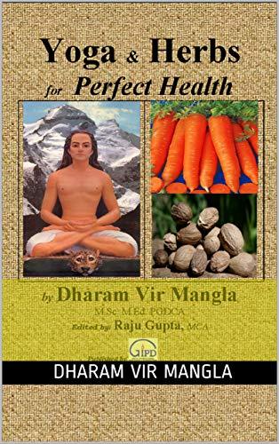 Yoga & Herbs For Perfect Health (English Edition) eBook ...