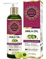 Morpheme Remedies Amla Oil 200ml No Mineral Oils Silicones