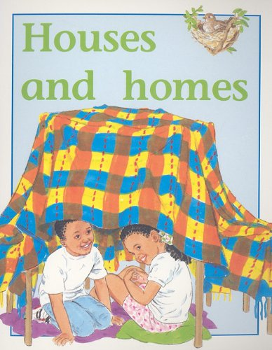 Houses and Homes (Rigby Pm Plus Blue Poetry Levels 11 & 12)