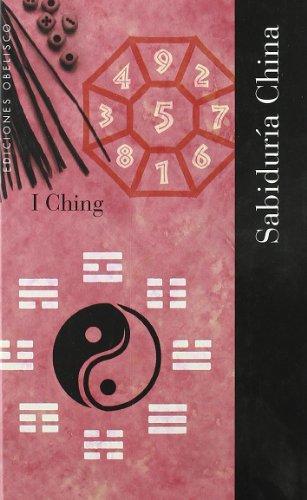 I ching.Sabiduría china (Cartoné) (NUEVA CONSCIENCIA) por ADRIANA ORTEMBERG