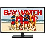 DYON Live 24C 60 cm (23,6 Zoll) Fernseher (Full-HD, Triple Tuner, DVB-T2 H.265 /HEVC) [Energieklasse A]