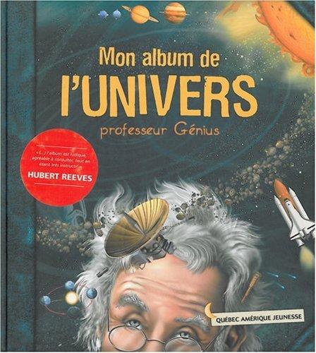 Mon album de l'Univers