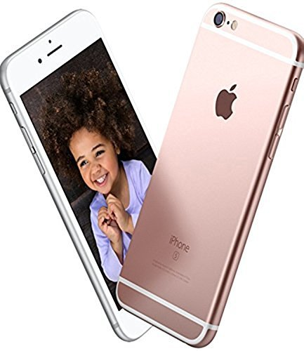 "Apple iPhone 6s, 4,7"" Display, 64 GB, 2015, Roségold"