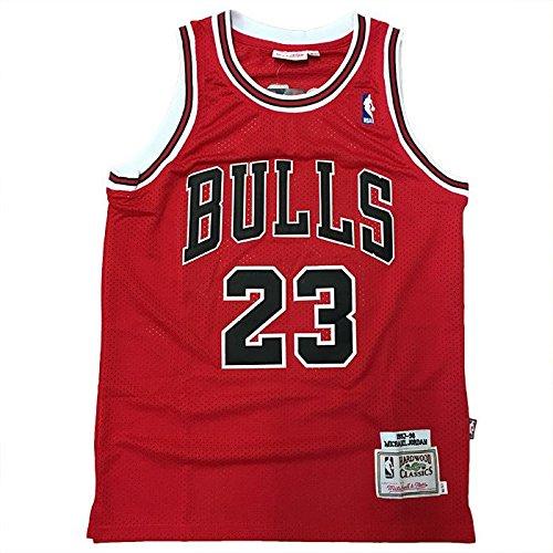 weste NBA Retro - Michael Jordan - Chicago Bulls Hardwood Classics Vintage (L) (Bull Vintage)