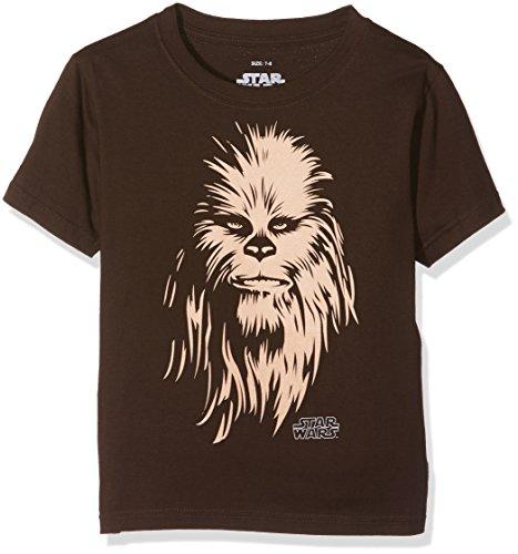 Star Wars T-Shirt Chewie Dunkelbraun 11-12 Jahre (146/152 cm)