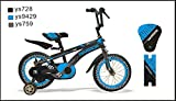 'ctbikes Warrior BMX Kids Bikes Blue/Black AVAILABLE in Size 12
