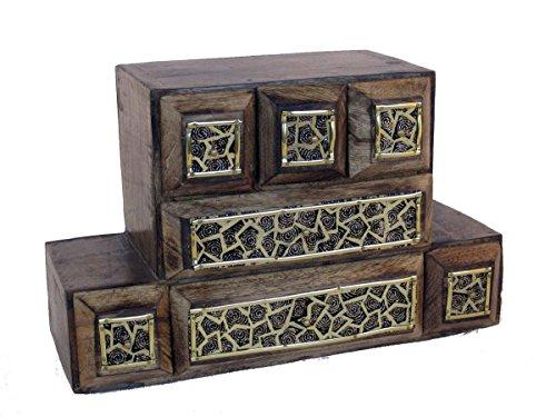 discount-etnico-mobiletto-legno-velluto-21x33x12-cm