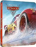 Cars 3 - Edition Limitée Steelbook 2D + 3D + Disque Bonus
