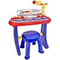 Bontempi 13 3441 Electronic Organ with Legs and USB Connection
