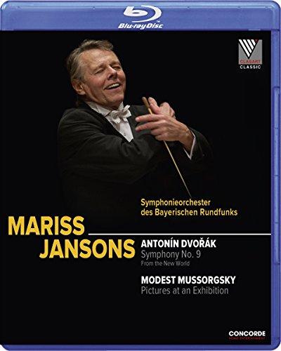 Mariss Jansons dirigiert Dvorak und Mussorgsky [Blu-ray] hier kaufen