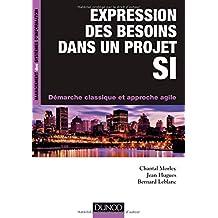 Expression des besoins dans un projet SI - Démarche classique et approche agile