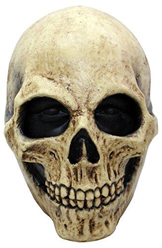 Halloween Totenkopf-Maske für Erwachsene