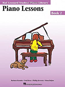Hal Leonard Student Piano Library: Book 2: Piano Lessons
