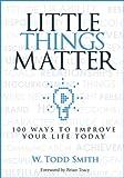 Little Things Matter (English Edition)