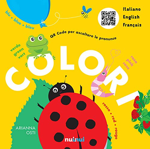 Colori. Italiano Français English. Ediz. a colori