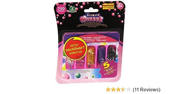 Bindeez Giochi Preziosi 70105301 Mineez Glitter Station inkl 400 Perlen