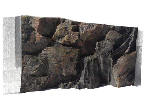 Aquarium Rückwand 3d Wurzel 60x30cm bei Robizoo