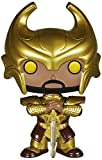 Funko - Bobugt128 - Figurine Cinéma - Marvel - Bobble Head Pop Heimdall - Thor !