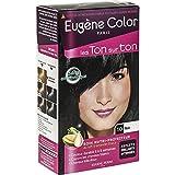 Eugène Color - Les Ton Sur Ton - N°10 Noir - Coloration Ton Sur...