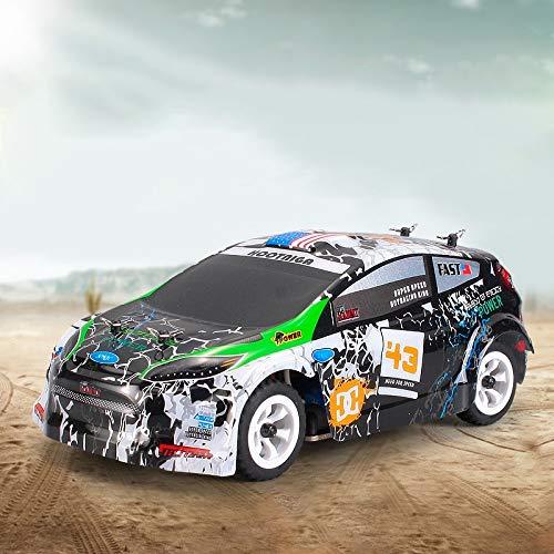 Tanktoyd Hochgeschwindigkeits-RC Car 01.28 2.4G 4WD Brushed Driving Sports Cars Antrieb Transformation Models Fernsteuerungsauto- Professional Mini-RC kämpfendes Spielzeug