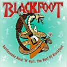 Rattlesnake Rock N Roll: Best of by Blackfoot (1994) Audio CD