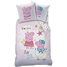 Edredon Nordico Peppa Pig.Amazon Es Edredon Peppa Pig Envio Internacional Elegible
