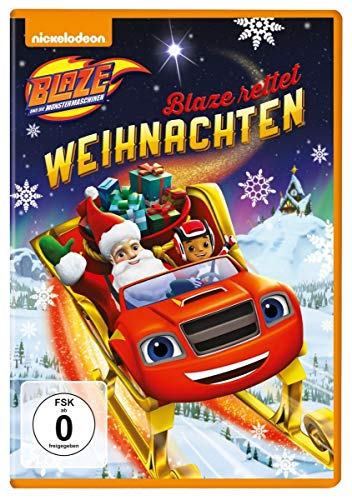 Vol. 3: Blaze rettet Weihnachten