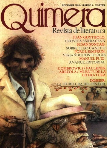 Quimera. (Revista de Literatura nº 1) por Revista Quimera