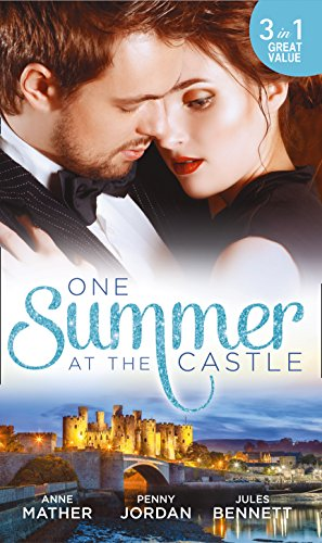 book cover of One Summer At The Castle
