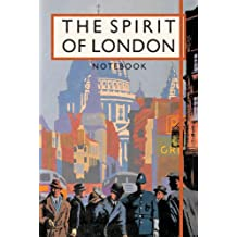 Beautiful Britain Vintage Notebooks The Spirit of London