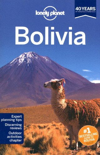 Bolivia 8 (inglés) (Country Regional Guides)