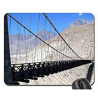 The-Astore-Valley Mouse Pad, Mousepad (Beaches Mouse Pad)