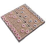Baoblaze Tragbar Brettspiele Xiangqi Chinesisches Schach Set, Kinder Intelligente Entwicklung Spielzeug