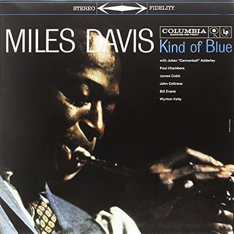 Kind of Blue [Vinyl LP] (Silver Vinyl)