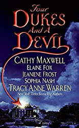 Four Dukes and a Devil by Cathy Maxwell (2009-06-30)