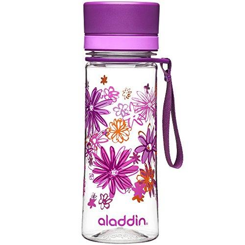 Aladdin - Bouteille AVEO réutilisable pour Enfants 0.35 L