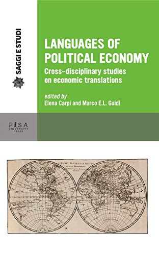 Languages of Political Economy: Cross-disciplinary studies on economic translations